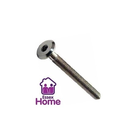 M6 x 25 ikea style furniture bolts essex home for Furniture joint connector