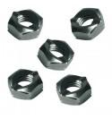 M5 Binx Nuts Zinc BZP