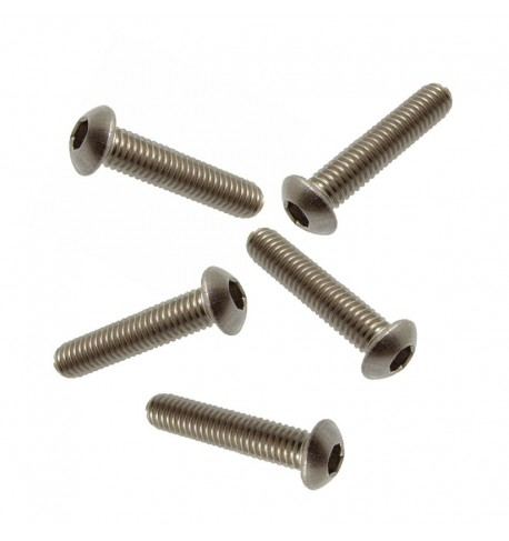 M5 X 35 SOCKET BUTTON SCREW A2 STAINLESS STEEL (304)