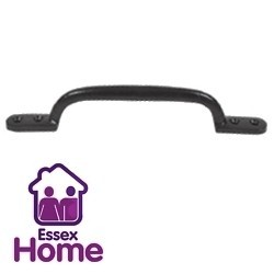 "7"" Hot Bed Handle Black Japan 180mm"