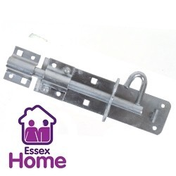 "6"" Brenton Pad lock bolt Padbolt 150mm - Galvanised"
