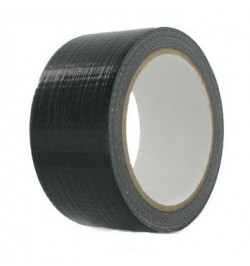 "2"" Black Gaffa Tape - 6 Pack"