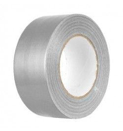 "2"" Silver Gaffa Tape - 6 Pack"