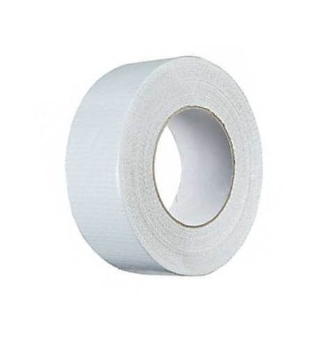 "2"" White Gaffa Tape - 6 Pack"