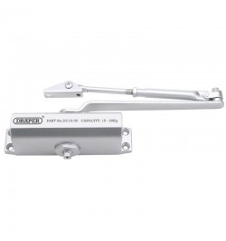Draper Automatic Door Closer - 15 - 30kg 62894
